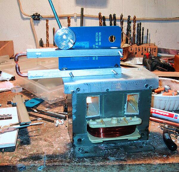Que se puede hacer con un microondas viejo ???